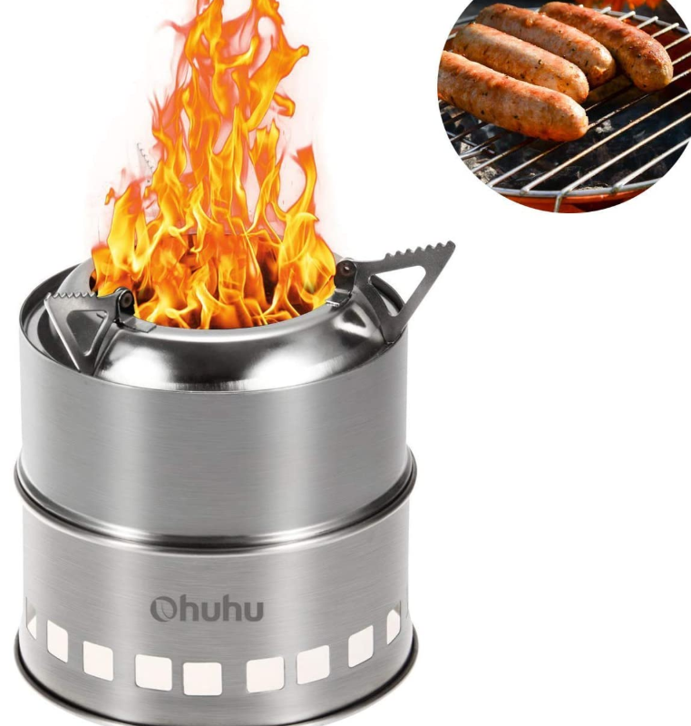 Portable Wood Stove for camping