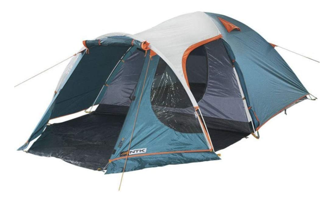 4 Man Tent with Porch